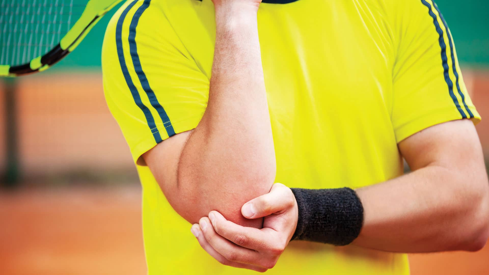 Elbow Common Injuries