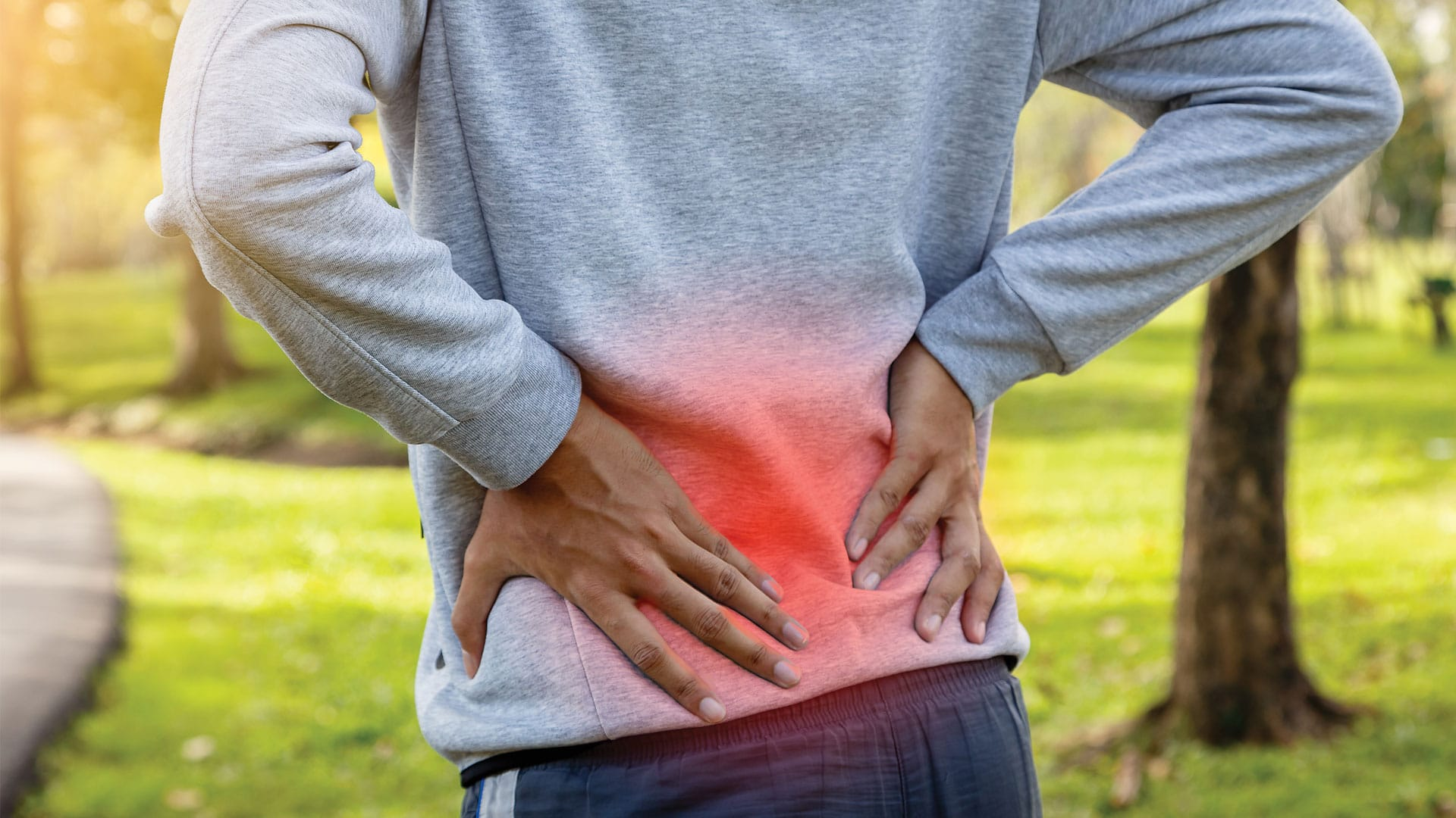 Low Back Common Injuries