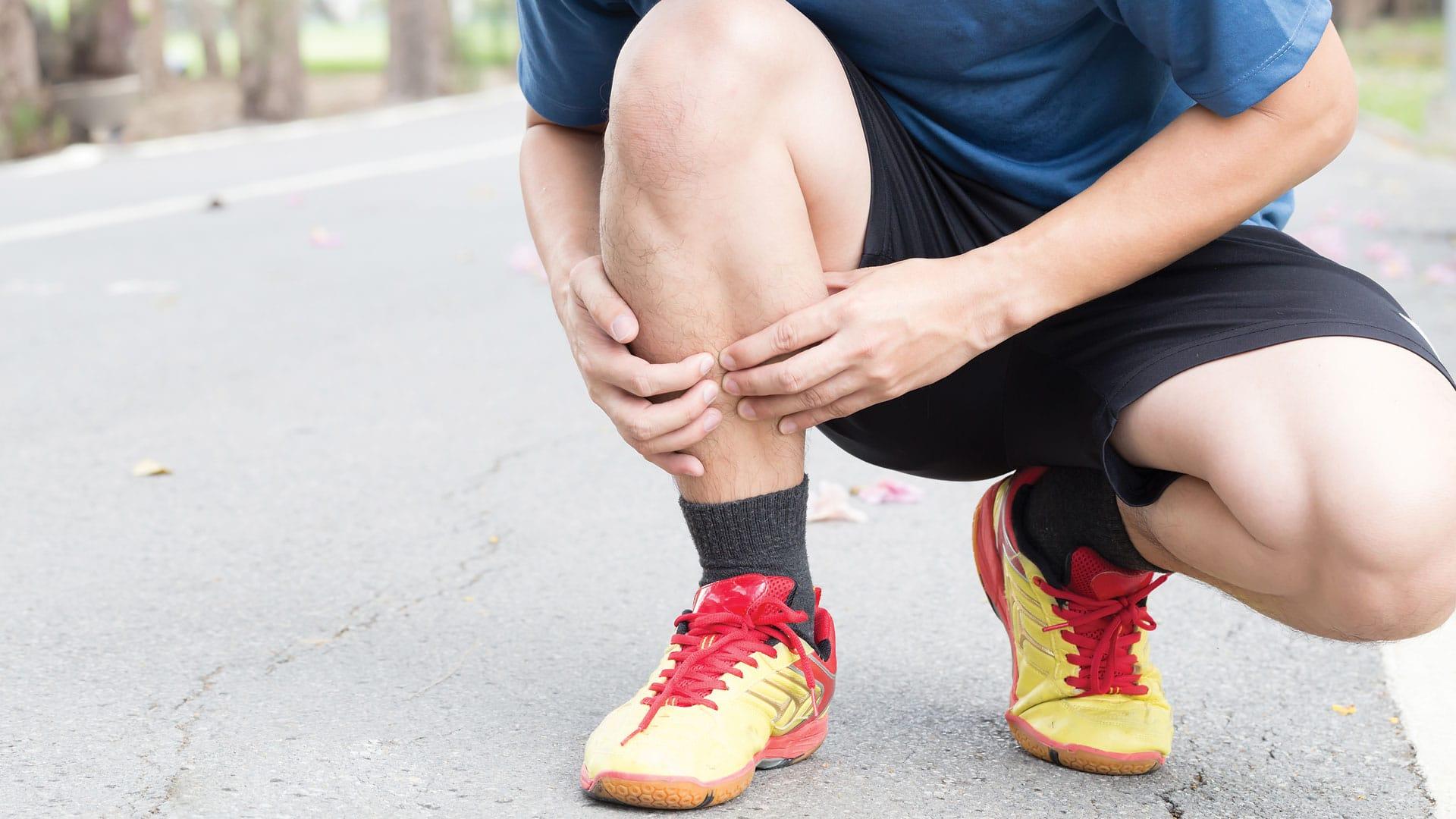 Shin Common Injuries